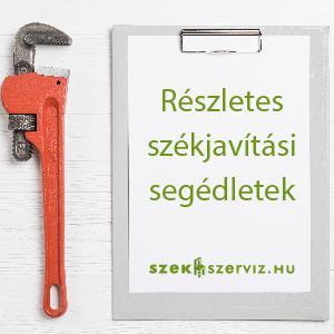 SzékSzerviz I Székjavítás székalkatrész webáruház
