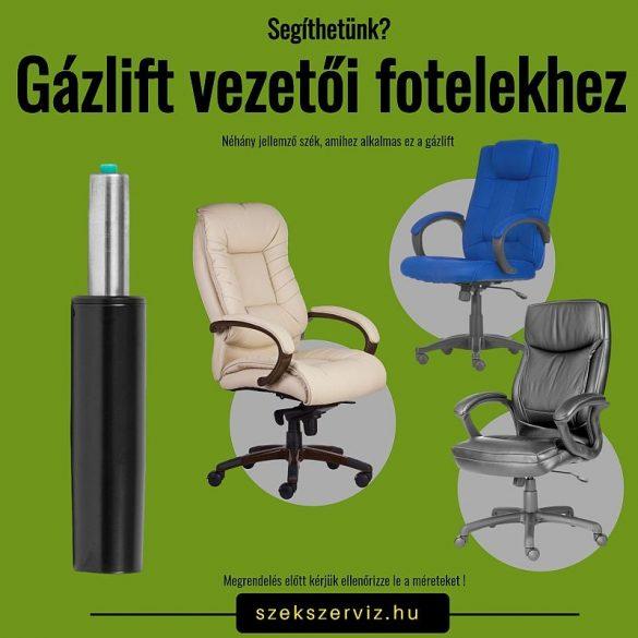 Gázlift vezetői fotelekhez