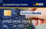 Székalkatrész kifizetése bankkártyával