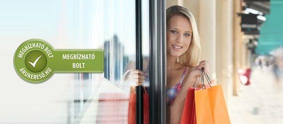 Megbízható bolt az Árukereső.hu értékelése alapján